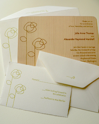 oslo-press-modern-bloom-wood-veneer-engraved-wedding-invitation
