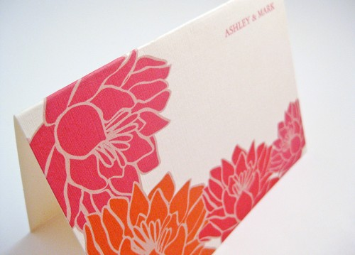 Tropical-Floral-Red-Orange-Thank-You-Cards