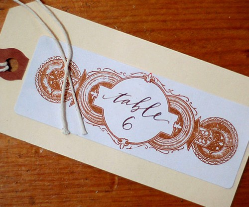 neither-snow-calligraphy-wedding-escort-card