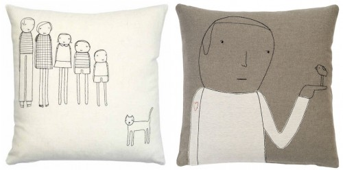 K Studio Embroidered Pillows 500x248 K Studio