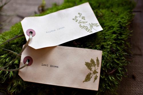 woodland-wedding-place-cards