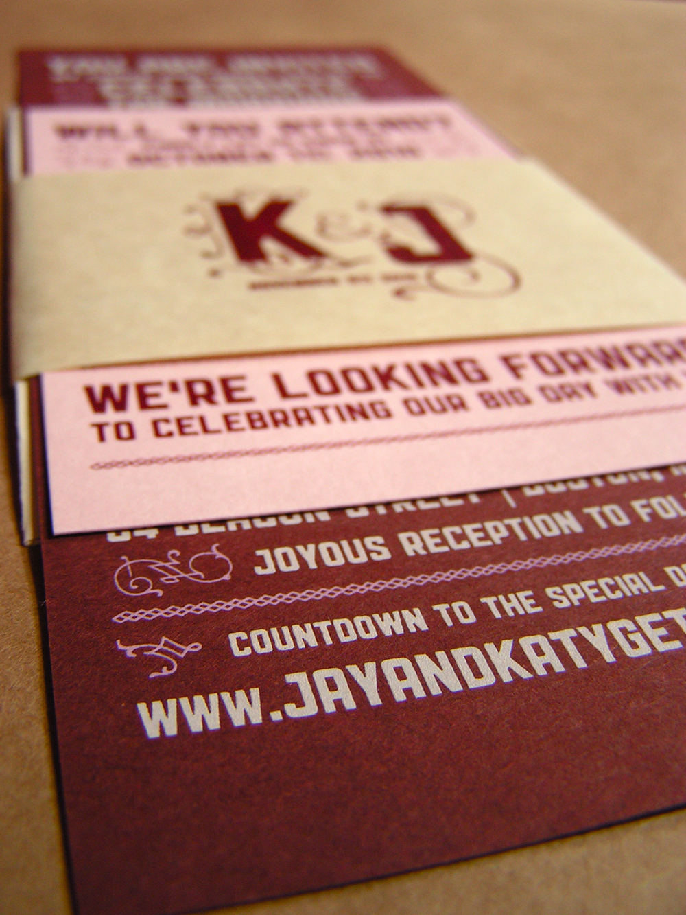 screen printing wedding invitations diy - 28 images - diy printing ...