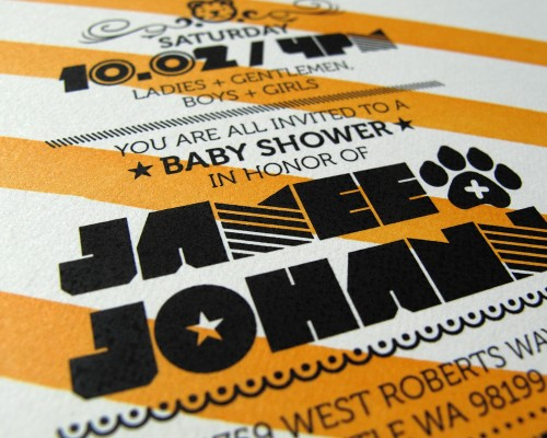 Tiger-Stripe-Orange-Black-Stripe-Baby-Shower-Invitation