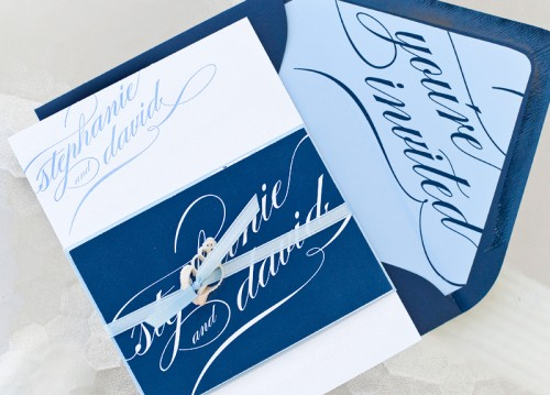 blue-calligraphy-wedding-invitations-envelope