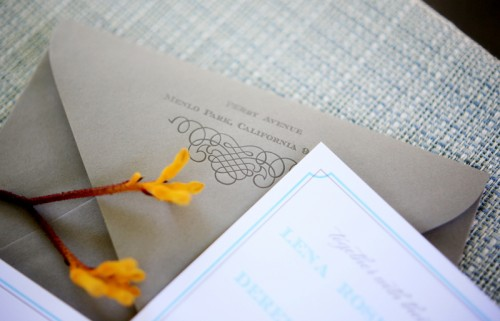 California-Letterpress-Wedding-Invitations-Envelope