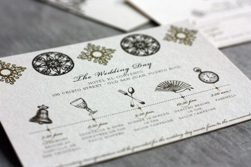 Spanish-Style-Laser-Cut-Iron-Gate-Wedding-Invitation