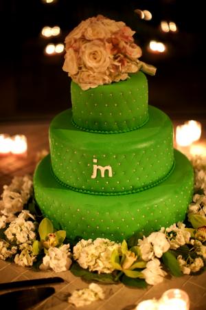Golf-Theme-Wedding-Cake