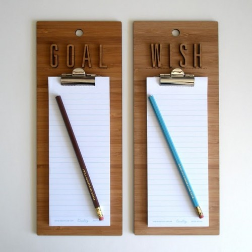 holiday gift idea goals wishes list 500x500 Goals and Wishes