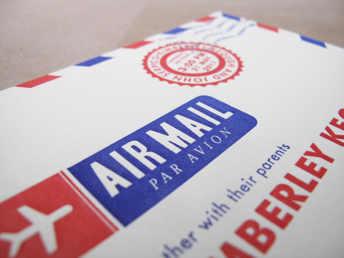 airmail paper It would be great to print this template on a thin paper to capture the feel of authentic airmail envelopes  box of vintage airmail stationary and.