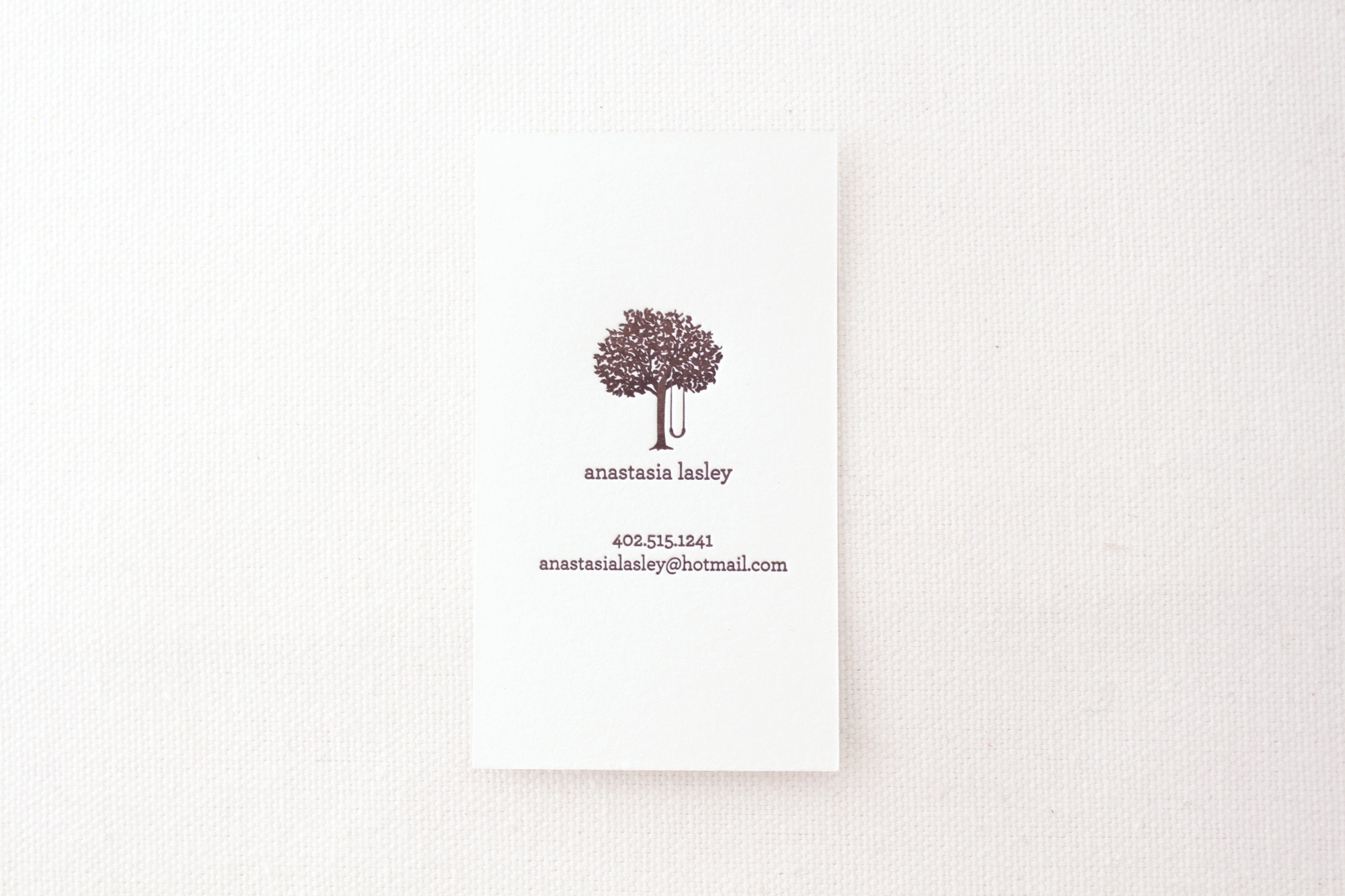 Paper Lovely Calling Cards