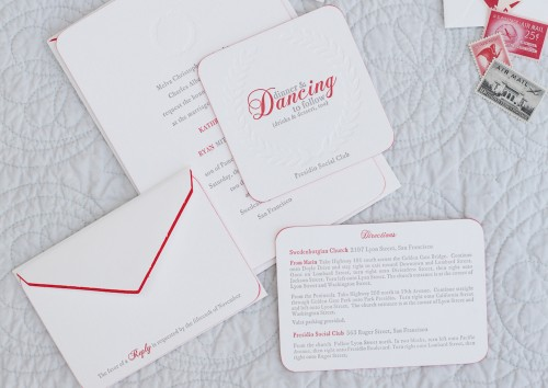 Classic-Elegant-Red-White-Gray-Letterpress-Wedding-Invitations-Reply