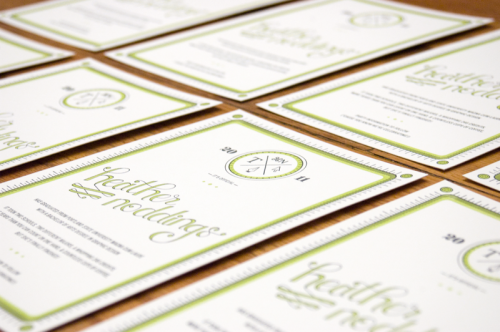 Modern-Yellow-Green-Letterpress-Graduation-Announcement