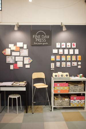 National Stationery Show Fine Day Press 2 300x450 National Stationery Show 2011   Part 5