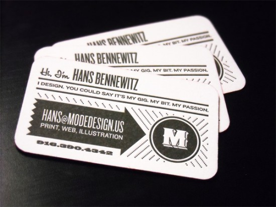 Black-White-Letterpress-Business-Cards