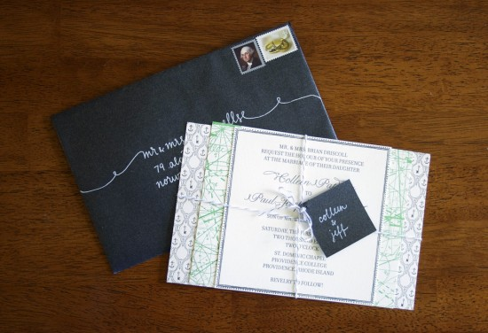 Modern-Cartography-Letterpress-Wedding-Invitations-White-Calligraphy