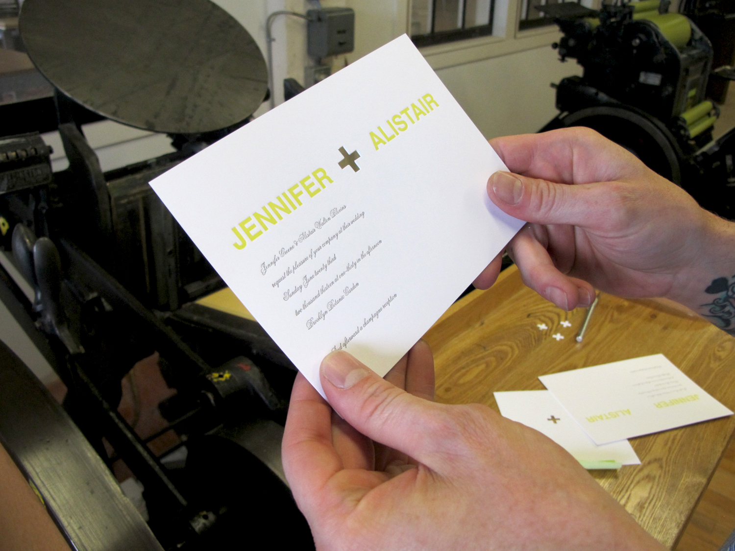 The Printing Process: Die Cutting