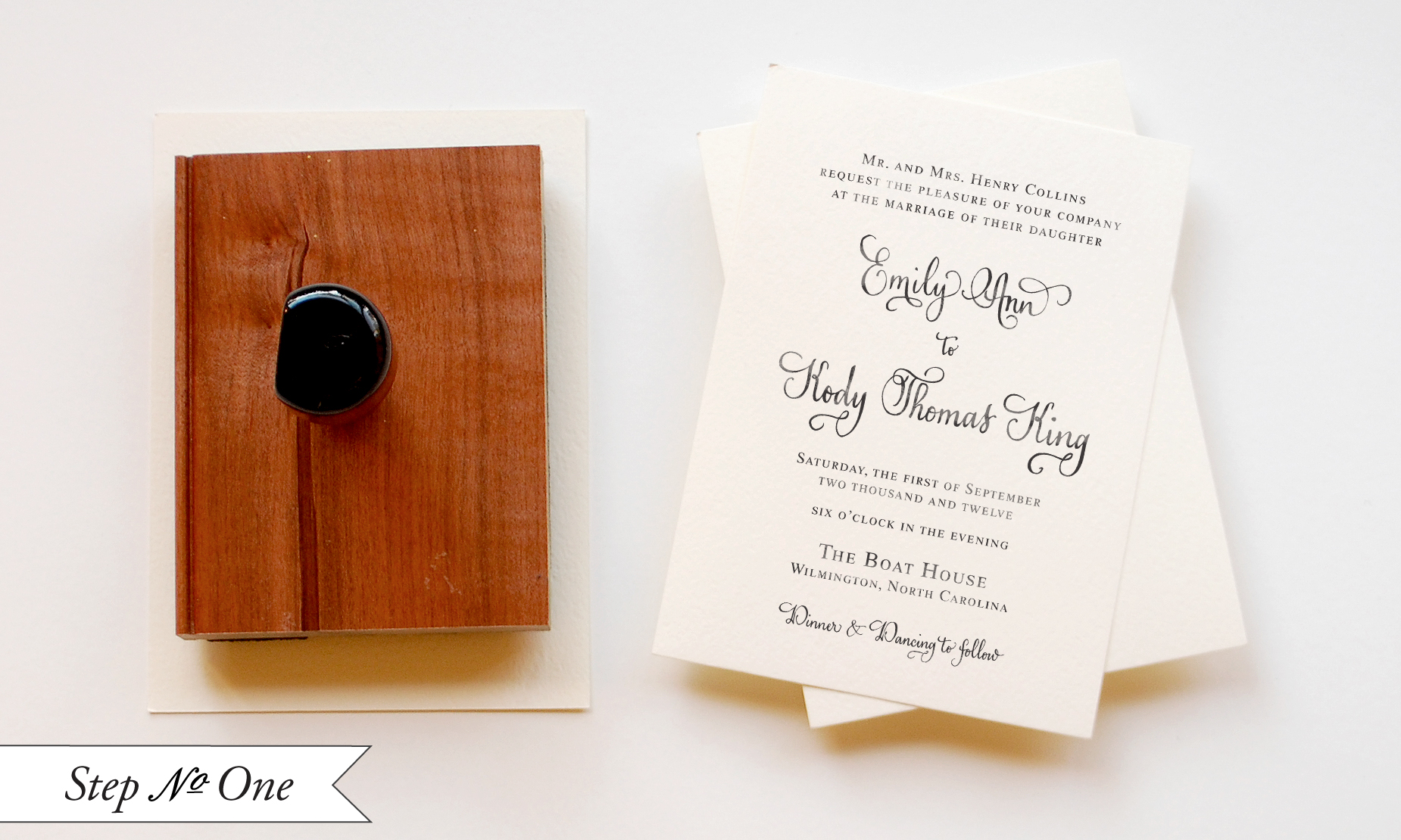 wedding rubber stamps for invitations custom wedding party