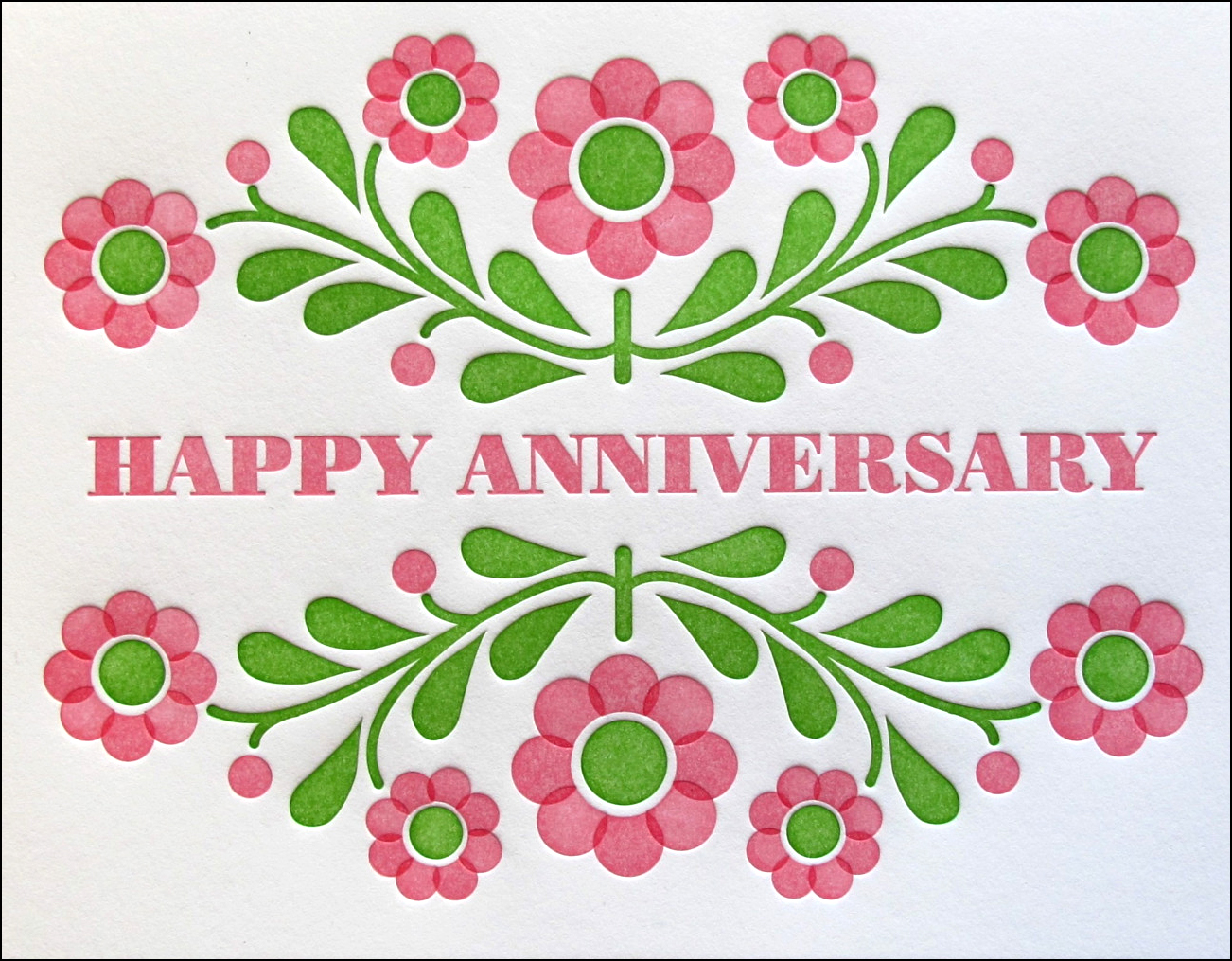 Stationery A Z Anniversary Cards