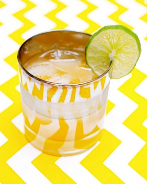 Signature Cocktail Recipe: The Traditional Margarita via Oh So Beautiful Paper (7)