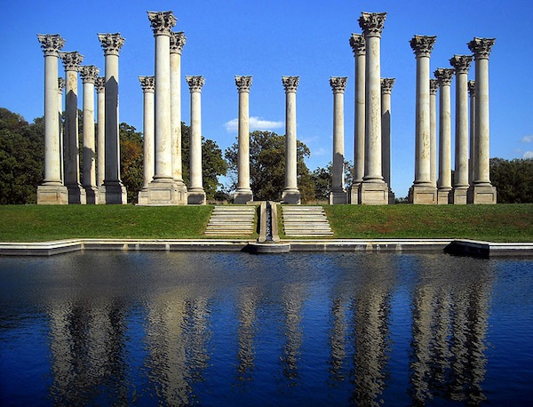 National Arboretum Capitol Columns1 DC Guide: What To Do