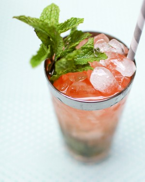 Cocktail Friday Recipe: The Queen's Park Swizzle via Oh So Beautiful Paper (29)