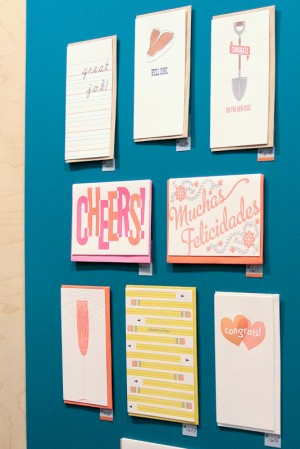 NSS 2012 Anemone Letterpress 1 300x449 National Stationery Show 2012, Part 9