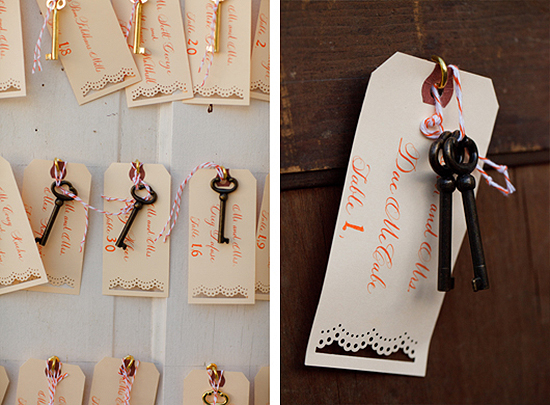 Calligraphy by the Left Handed Calligrapher via Oh So Beautiful Paper