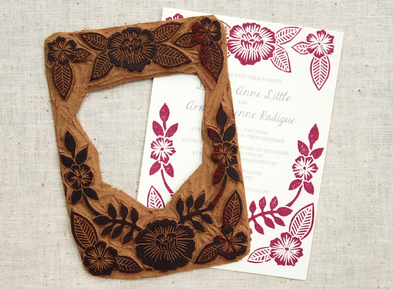 Printed Wedding Invitations and get inspiration to create nice invitation ideas