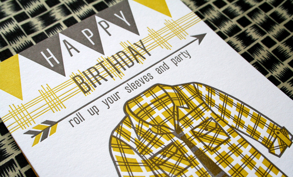 Stationery A Z Birthday Cards for the Guys – Birthday Cards for Man