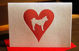 norwegian elkhound1 Greeting Cards A – Z: Pet Sympathy Cards