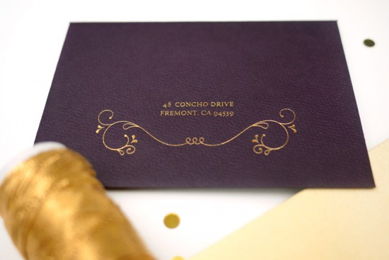 Hindu Wedding Invitations by Rashi Birla via Oh So Beautiful Paper (3)