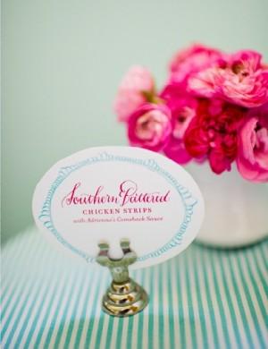 Holly Holon Calligraphy Wedding Invitations via Oh So Beautiful Paper (1)