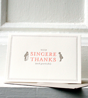 Thank You Cards via Oh So Beautiful Paper (2)