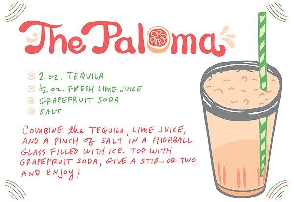 Friday Happy Hour: The Paloma