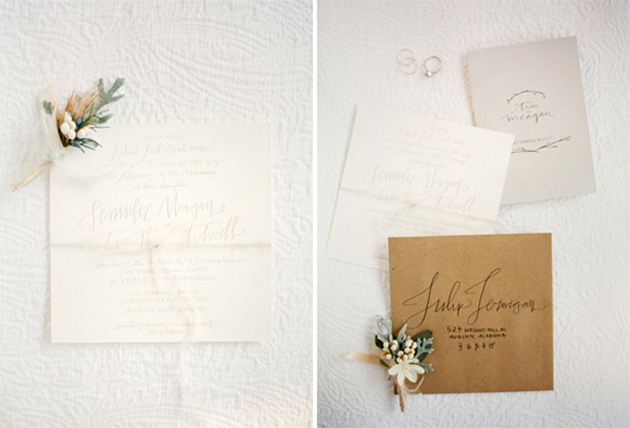 Calligraphy Inspiration: Meagan Tidwell via Oh So Beautiful Paper