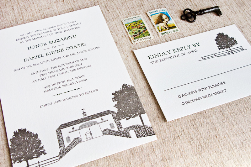 rustic farm wedding invitations - wedding invitation ideas, Wedding invitations