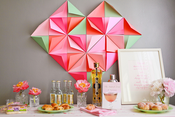 Summer Cocktail Party Ideas with St-Germain + Oh So Beautiful Paper (50)