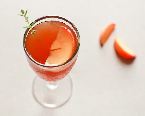 Signature Cocktail Recipe: Peach-Bourbon Shrub by Oh So Beautiful Paper (32)