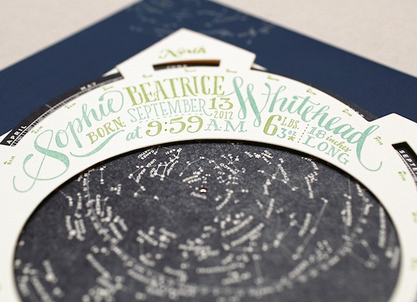 Ladyfingers Letterpress via Oh So Beautiful Paper