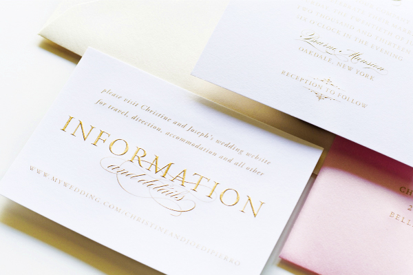 Glam-Gold-Engraved-Pink-Letterpress-Wedding-Invitations-Sincerely-Jackie3
