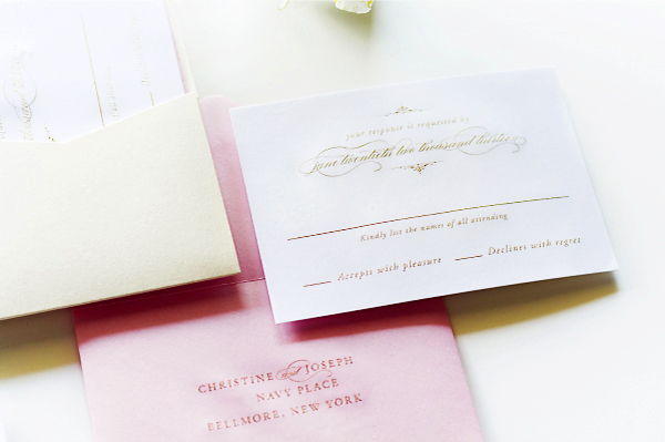 Glam-Gold-Engraved-Pink-Letterpress-Wedding-Invitations-Sincerely-Jackie9