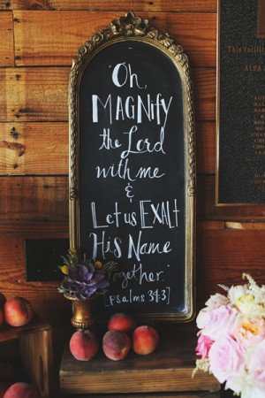 Day-Of Wedding Stationery Inspiration and Ideas: Dark and Moody via Oh So Beautiful Paper