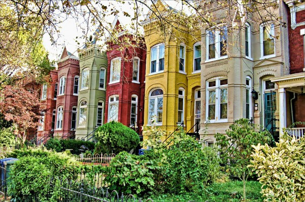 Capitol-Hill-DC-Rowhouses