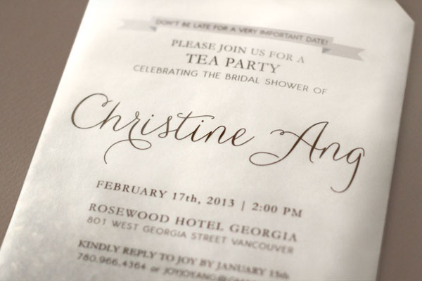 tea bag bridal shower invitation joy ang2