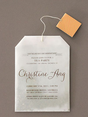 tea bag bridal shower invitation joy ang3