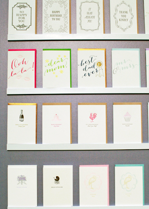 OSBP NSS 2014 Ladies of Letterpress 74 National Stationery Show 2014, Part 12