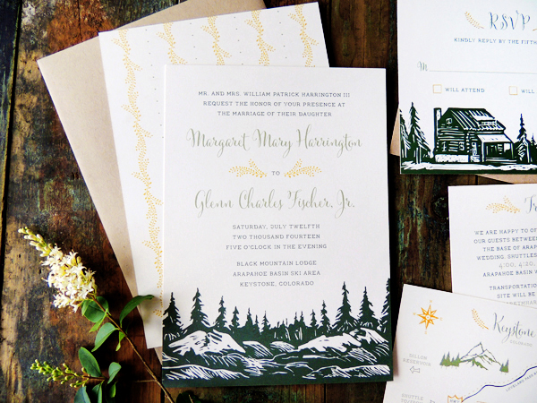 Mountain-Evergreen-Wedding-Invitations-Harken-Press2
