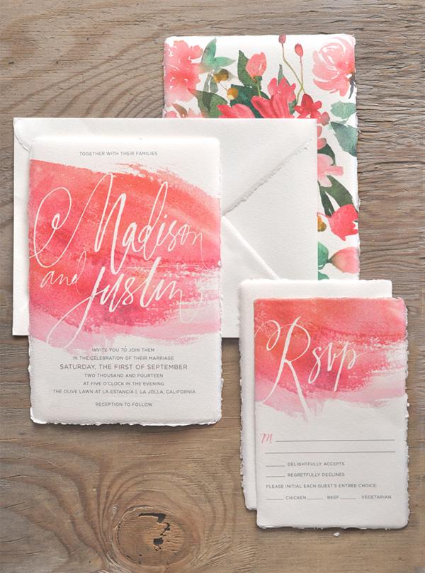 Watercolor-Calligraphy-Wedding-Invitations-Julie-Song-Ink-Swoosh