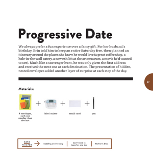 Make and Give Progressive Date4 Book Preview: Make & Give