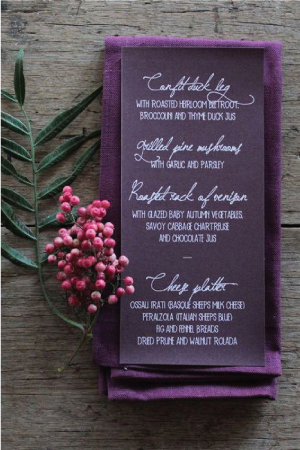 jewel tone wedding stationery 3 Wedding Stationery Inspiration: Jewel Tones